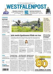 Westfalenpost Wetter - 30. August 2017