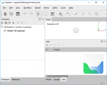 Agisoft Metashape Professional 1.5.4 (Win / macOS / Linux)
