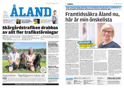 Ålandstidningen – 08 augusti 2019