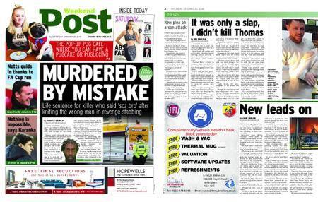 Nottingham Post – January 20, 2018