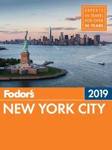 Fodor's New York City 2019 (Full-color Travel Guide), 29th Edition