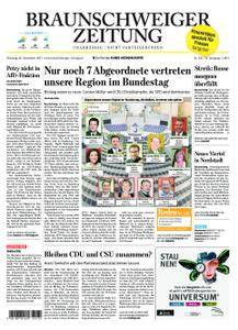 Braunschweiger Zeitung - 26. September 2017