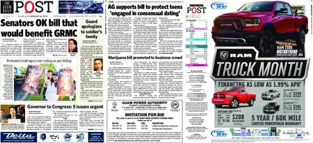 The Guam Daily Post – February 28, 2019