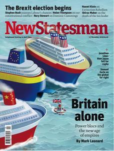 New Statesman - 1 - 7 November 2019
