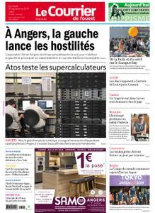Le Courrier de l'Ouest Angers – 20 septembre 2019