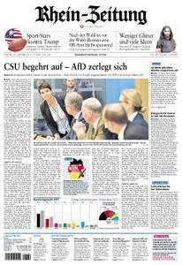 Rhein-Zeitung - 26. September 2017