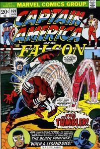 Captain America v1 169 Complete Marvel DVD Collection