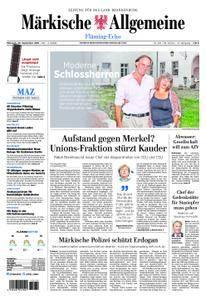 Märkische Allgemeine Fläming Echo - 26. September 2018