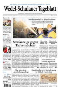 Wedel-Schulauer Tageblatt - 26. September 2018