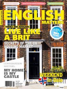 English Matters German Edition - April-Mai 2020