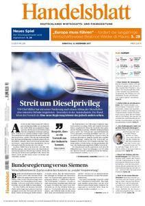 Handelsblatt - 12. Dezember 2017