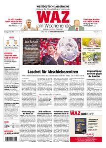 WAZ Westdeutsche Allgemeine Zeitung Oberhausen-Sterkrade - 05. Mai 2018