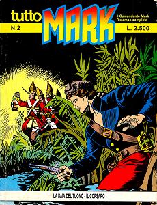 Tutto Mark - Volume 2 - La Baia del Tuono - Il Corsaro