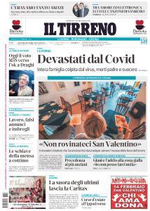 Il Tirreno Livorno - 11 Febbraio 2021