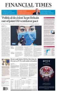 Financial Times UK - April 22, 2020