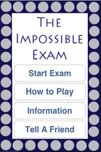 Impossible Exam v2.3.2