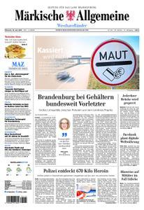 Märkische Allgemeine Westhavelländer - 19. Juni 2019