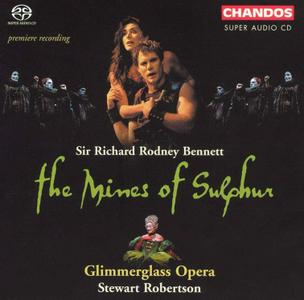 Stewart Robertson, Glimmerglass Opera Orchestra - Bennett: The Mines of Sulphur (2005)