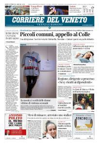 Corriere del Veneto Vicenza e Bassano – 31 ottobre 2019