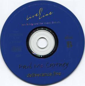 Paul McCartney - Deliverance Live (1993) Repost