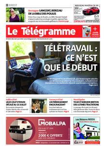 Le Télégramme Brest – 03 juin 2020