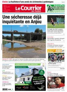 Le Courrier de l'Ouest Cholet – 16 juillet 2019