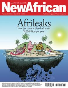 New African - May 2016