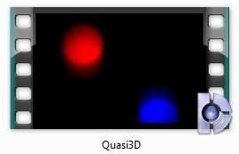 Quasi3D For DeskScapes
