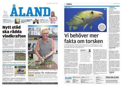 Ålandstidningen – 21 juni 2018