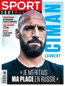 Sport Foot Magazine - 26 Septembre 2018