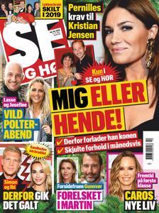SE og HØR – 11. december 2019