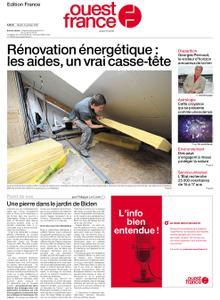 Ouest-France Édition France – 12 janvier 2021