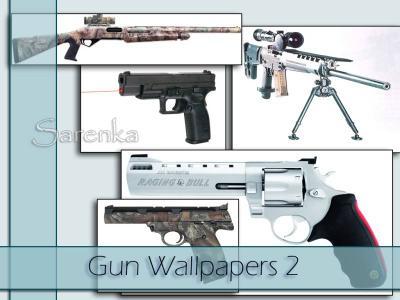 Gun Wallpapers 2