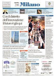 la Repubblica Milano - 6 Novembre 2017