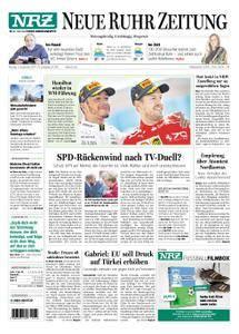 NRZ Neue Ruhr Zeitung Essen-Postausgabe - 04. September 2017