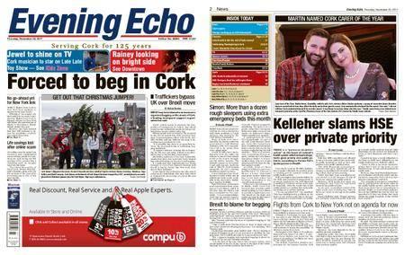 Evening Echo – November 23, 2017