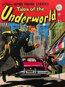 Tales of the Underworld 008 1960 Alan Class UK c2c