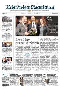 Schleswiger Nachrichten - 14. Dezember 2017
