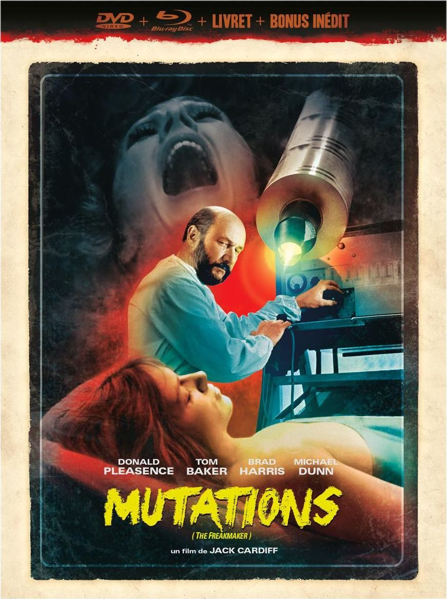 The Mutations (1974) [w/Commentary]