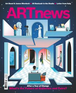 ARTnews - April May 2021