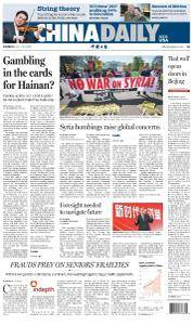 China Daily USA - April 16, 2018