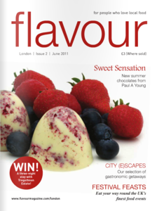 Flavour London – Issue 2, 2011 (Repost)