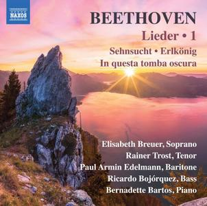 Elisabeth Breuer, Rainer Trost, Paul Armin Edelmann, Ricardo Bojorquez & Bernadette Bartos - Beethoven: Lieder, Vol. 1 (2019)