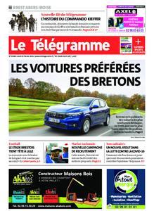Le Télégramme Brest Abers Iroise – 15 février 2021