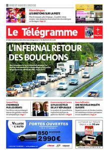 Le Télégramme Brest Abers Iroise – 16 octobre 2021
