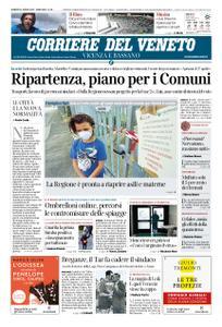 Corriere del Veneto Vicenza e Bassano – 24 aprile 2020