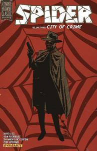 Dynamite-The Spider Vol 03 City Of Crime 2020 Hybrid Comic eBook