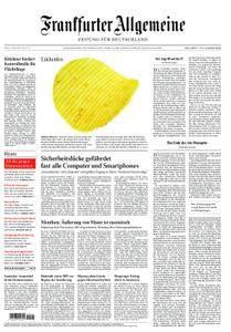 Frankfurter Allgemeine Zeitung F.A.Z. - 05. Januar 2018