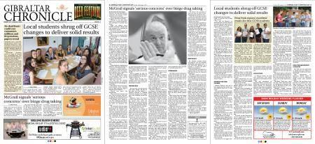 Gibraltar Chronicle – 24 August 2018