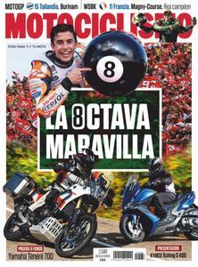 Motociclismo España - 08 octubre 2019